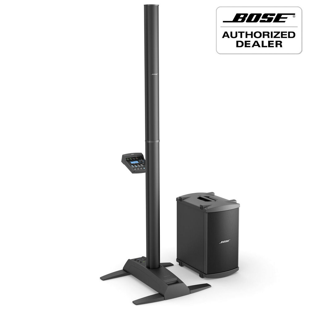 bose l1 model ii single b2 bass package with t1 tonematch audio engine new ebay. Black Bedroom Furniture Sets. Home Design Ideas