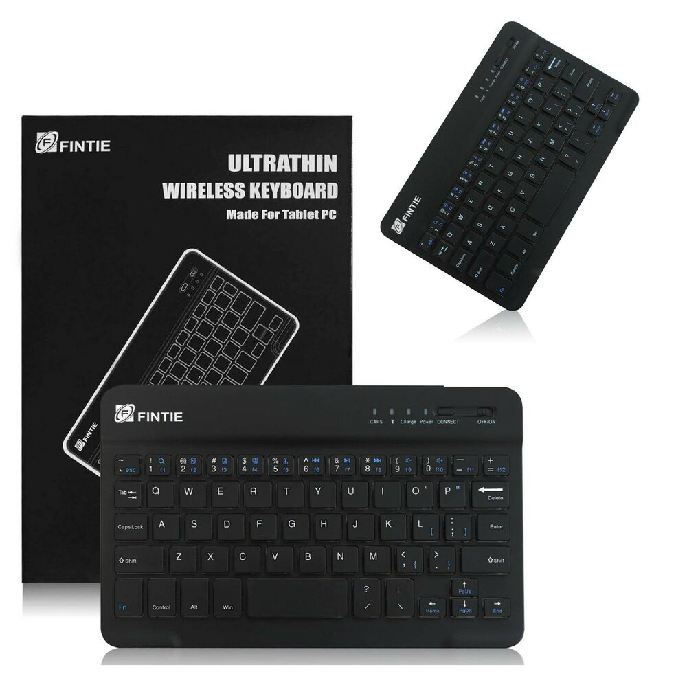 "10"" Ultra Thin Bluetooth Keyboard For Microsoft Surface RT/Pro Windows Tablets"