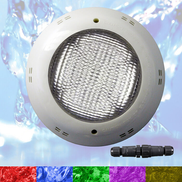 Swimming Pool Spa Led Underwater Light Rgb Multi Colour