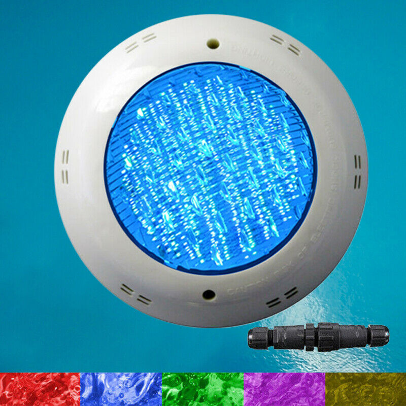 Swimming Pool Spa Led Underwater Light Rgb Multi Colour Retro Fit High Quality Ebay