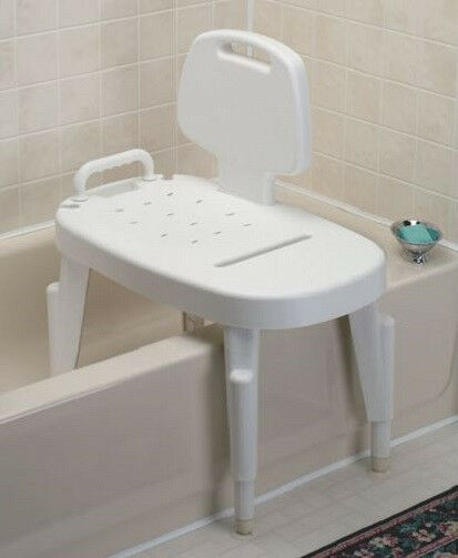 Transfer Bench Shower Bathtub Bath Mobility Suction Cups