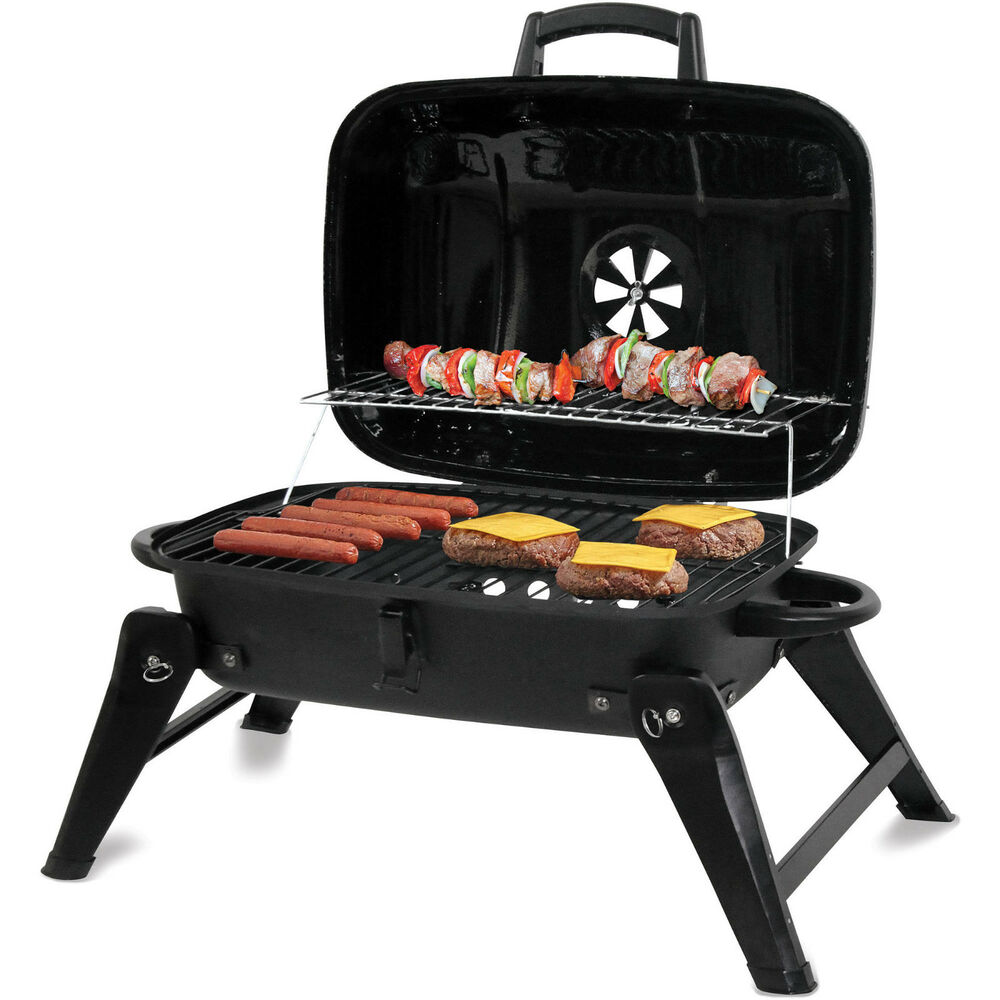 Charcoal Grill Portable BBQ Backyard Outdoor Camping