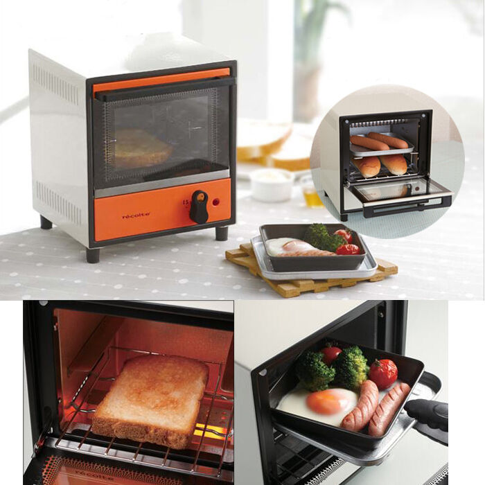 Two Small Appliances ~ Mini toaster oven electric kitchen fashion small appliance