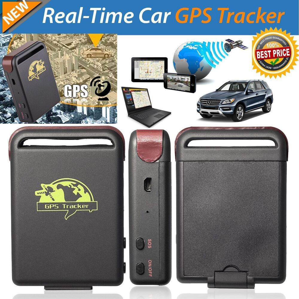 new car gps tracker tk102 b magnetic vehicle spy mini. Black Bedroom Furniture Sets. Home Design Ideas