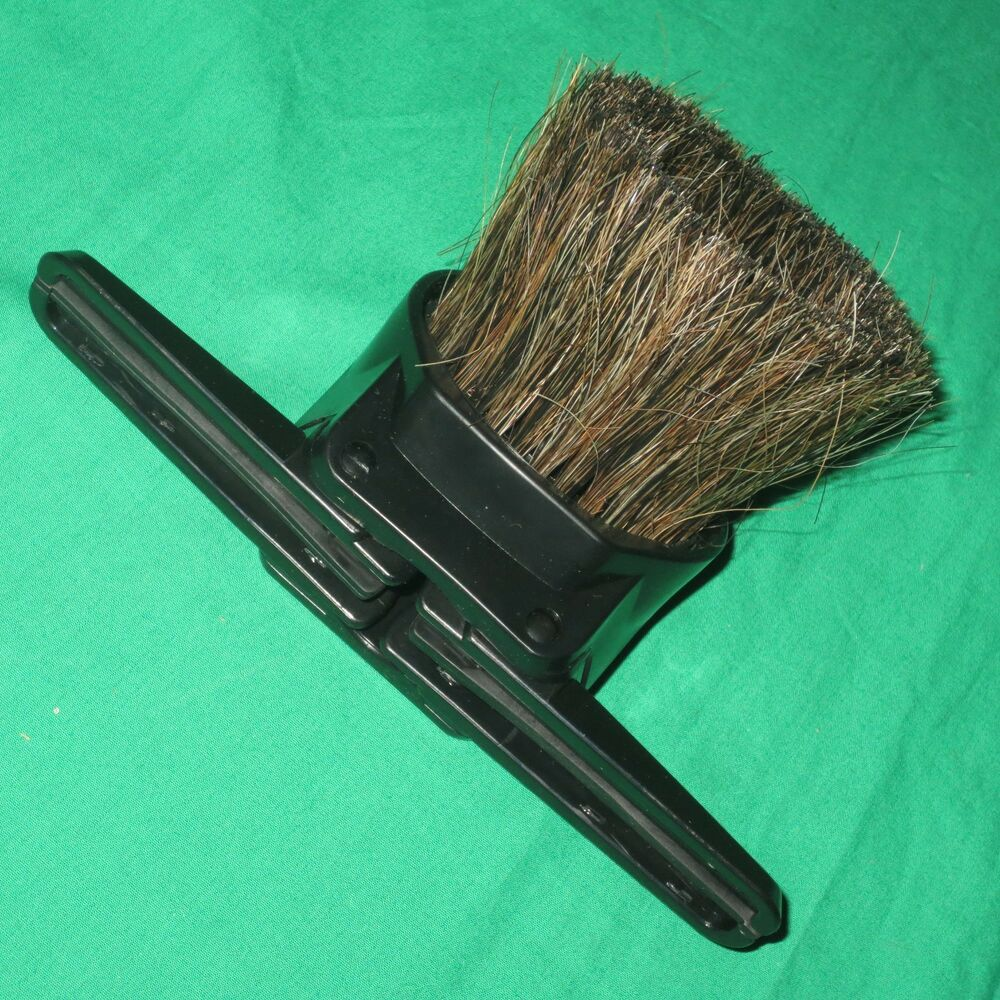 black horse hair dust brush upholstery combo tool fits electrolux attachments ebay. Black Bedroom Furniture Sets. Home Design Ideas