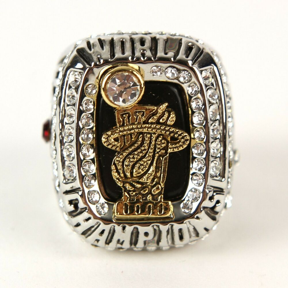 Lebron James Championship Rings