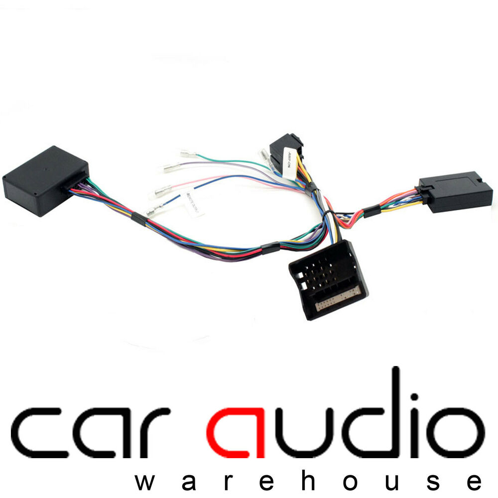 Car Stereo Wire Harnesses - Radio Wires for all Car Audio