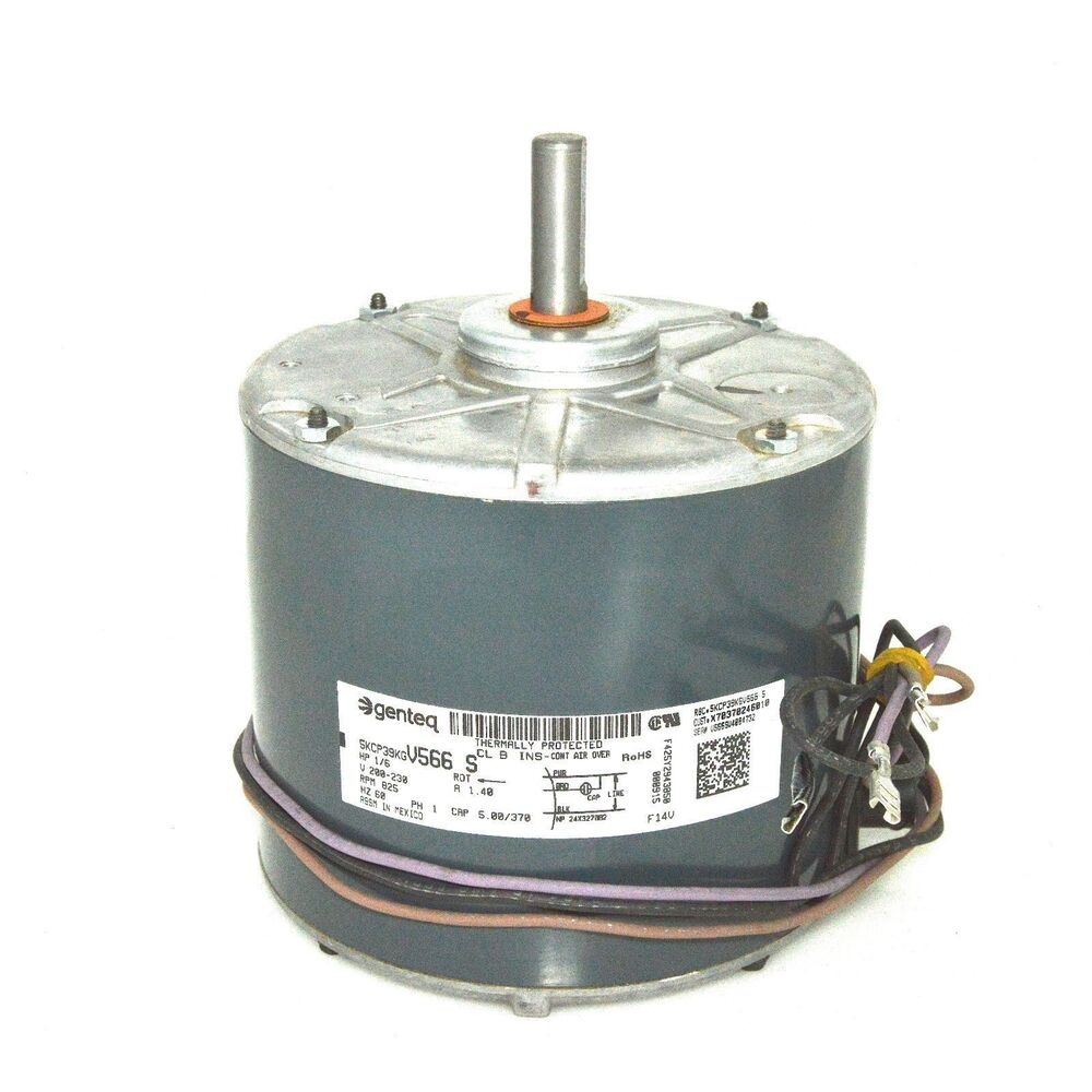Trane Xr90 Inducer Fan Motor