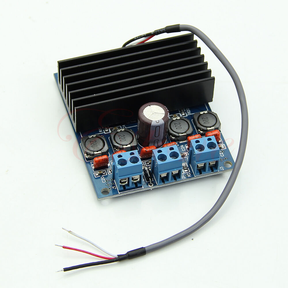 50w Mono Amplifier Circuit Modern Design Of Wiring Diagram Figure 1 The Bcl Car Audio Amplifiers Using Tda1562 2x50w Tda7492 D Class High Power Digital Board 6l6 Kenwood 1000