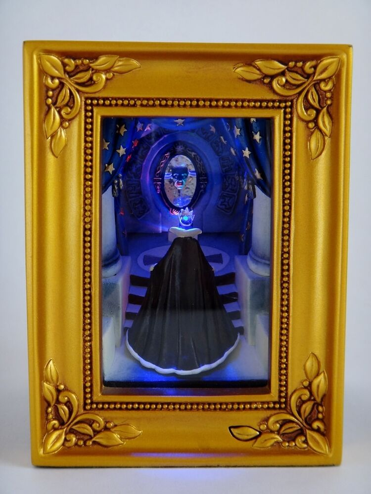 New Disney Parks Snow White Evil Queen Mirror Gallery Of