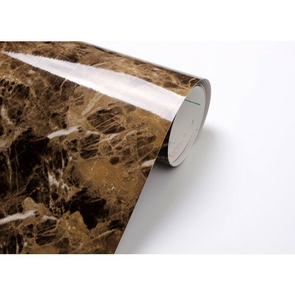 Best Glue For Stone : M brown granite marble look counter top self adhesive