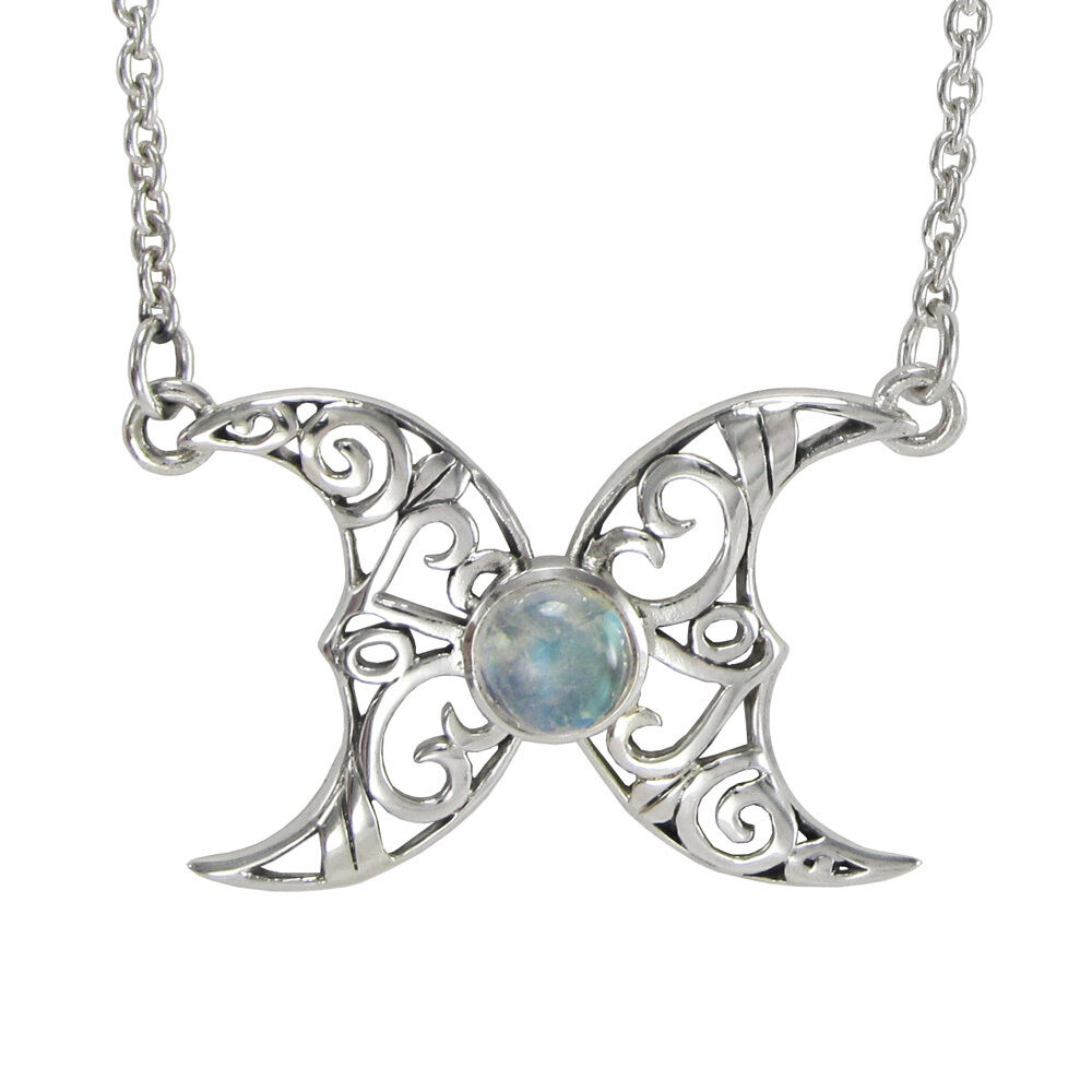 Fairy Necklace Sterling Silver