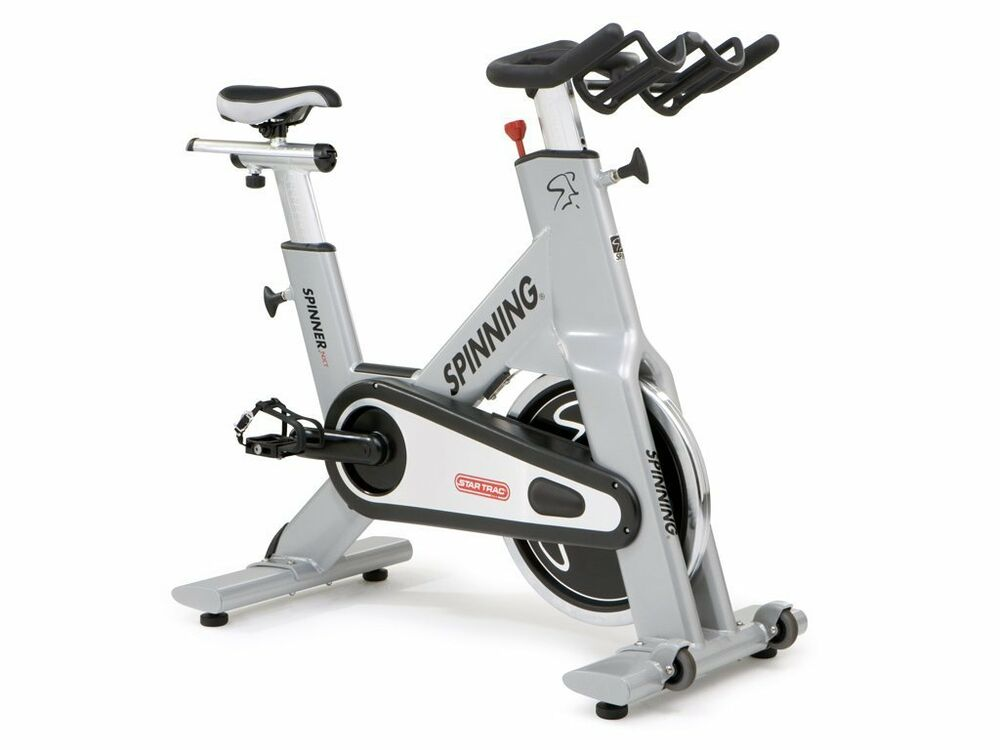 star trac nxt cycling bike spinning bike general berholt ebay. Black Bedroom Furniture Sets. Home Design Ideas