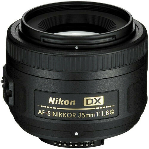 Why is the Nikkor 35mm f/1.4 way, way bigger …