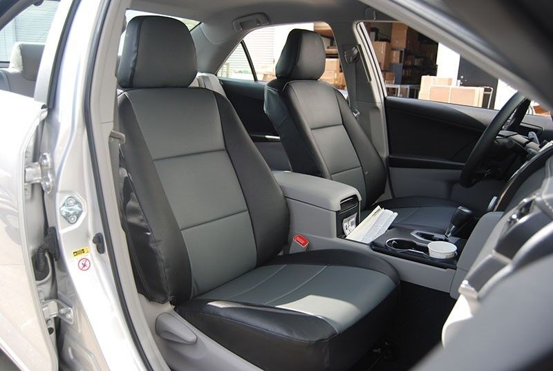 Custom Car Seat Covers For Toyota Camry