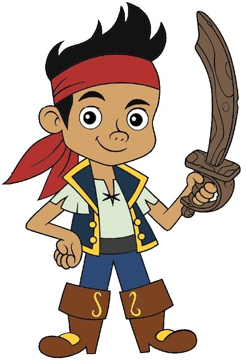 jake and the neverland pirates vinyl wall sticker wall jake amp the neverland pirates peel amp stick growth chart