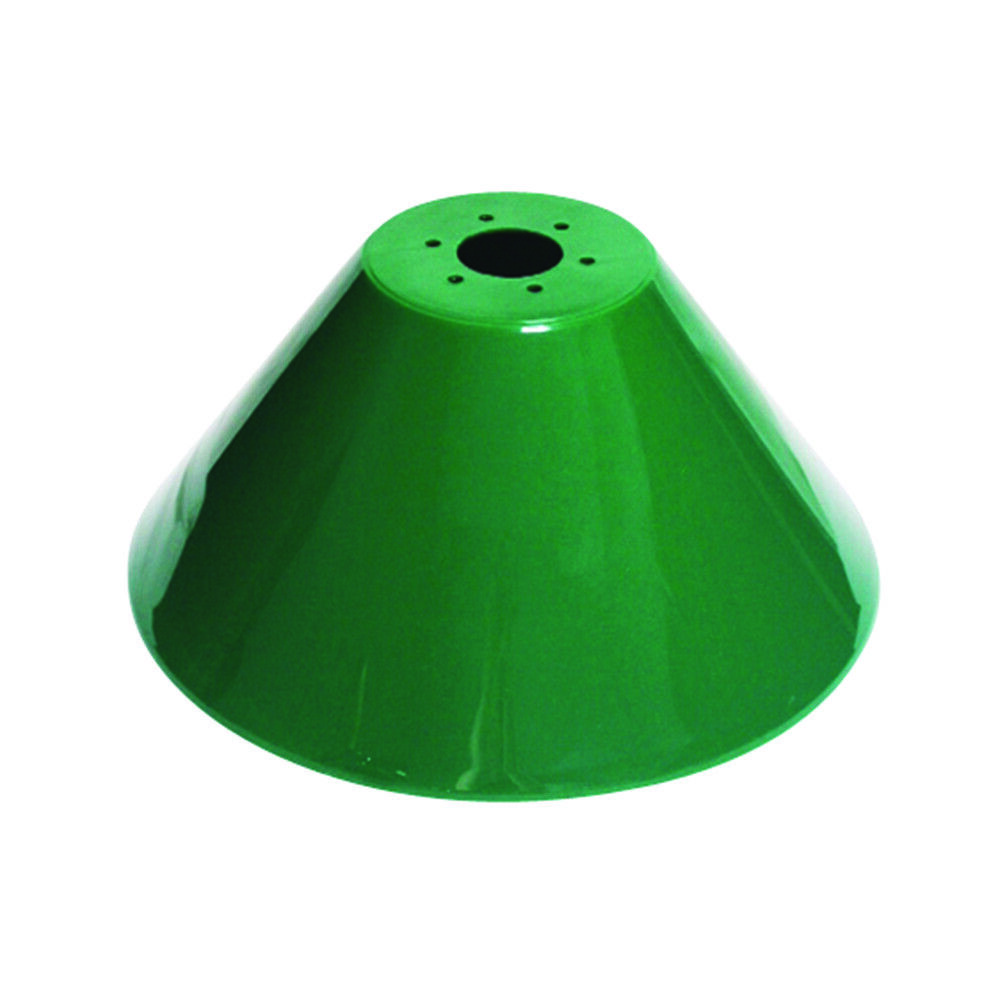 Replacement Green Plastic Pool Table Light Shade