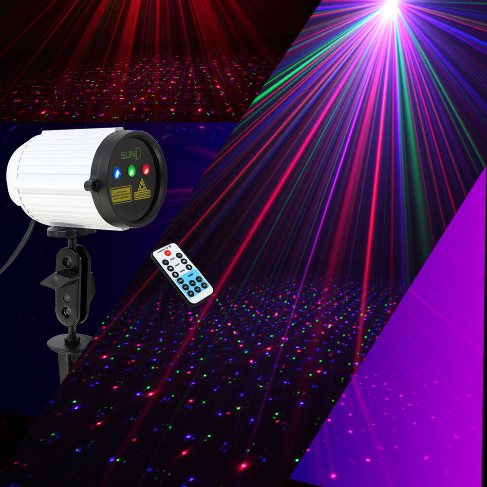 suny outdoor waterproof laser projector dots light show xmas yard rgb. Black Bedroom Furniture Sets. Home Design Ideas