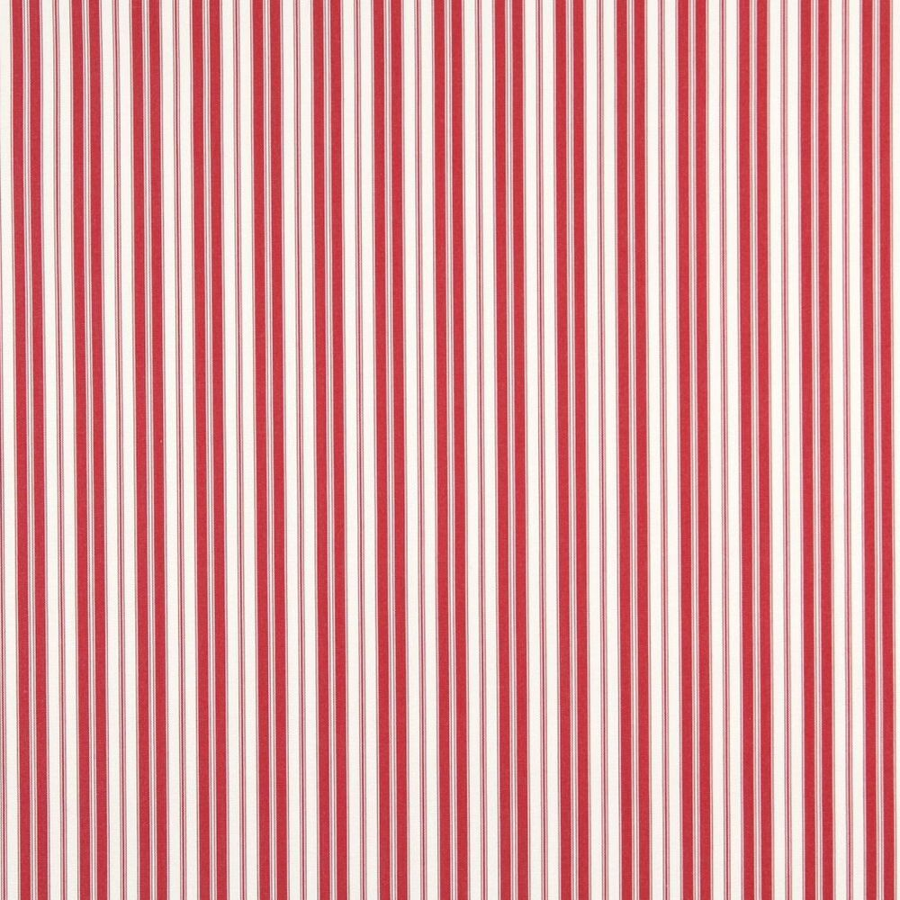 B462 red ticking striped outdoor marine acrylic upholstery for Outdoor fabric by the yard