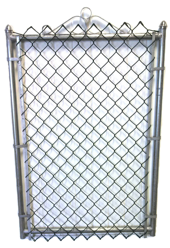 Chain Link Gate High Quality New Ebay