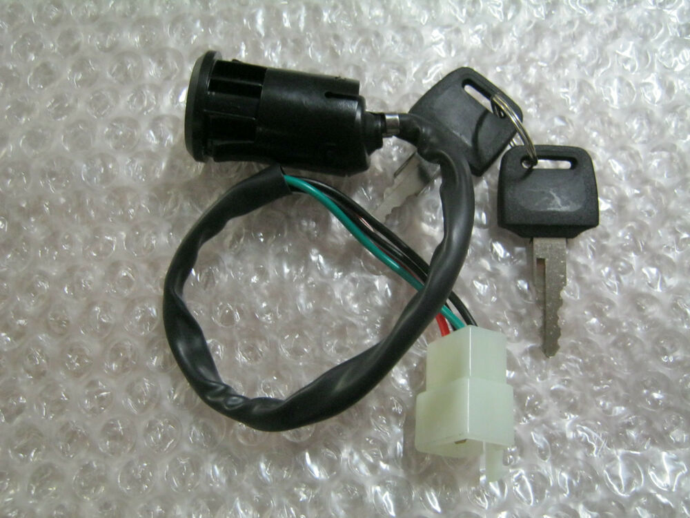 4 wire ignition wiring 4 wire ignition diagram honda c90 cub ignition switch & keys 4-wire 4 wires in ...