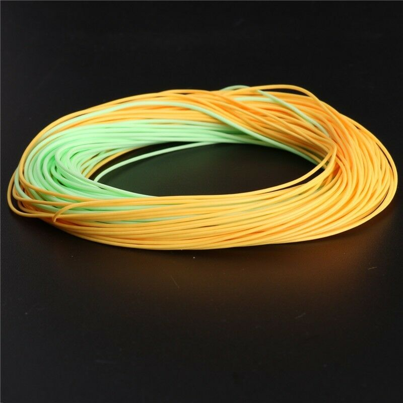 Long Cast Fly Fishing Line Weight Forward Floating Welded ...