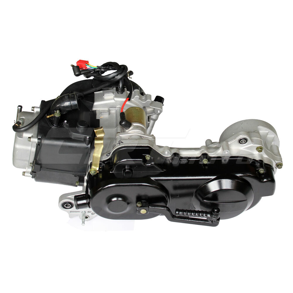 Brand new GY6 50CC 4 Stroke Short Case Engine 1P39QMB Kit ...