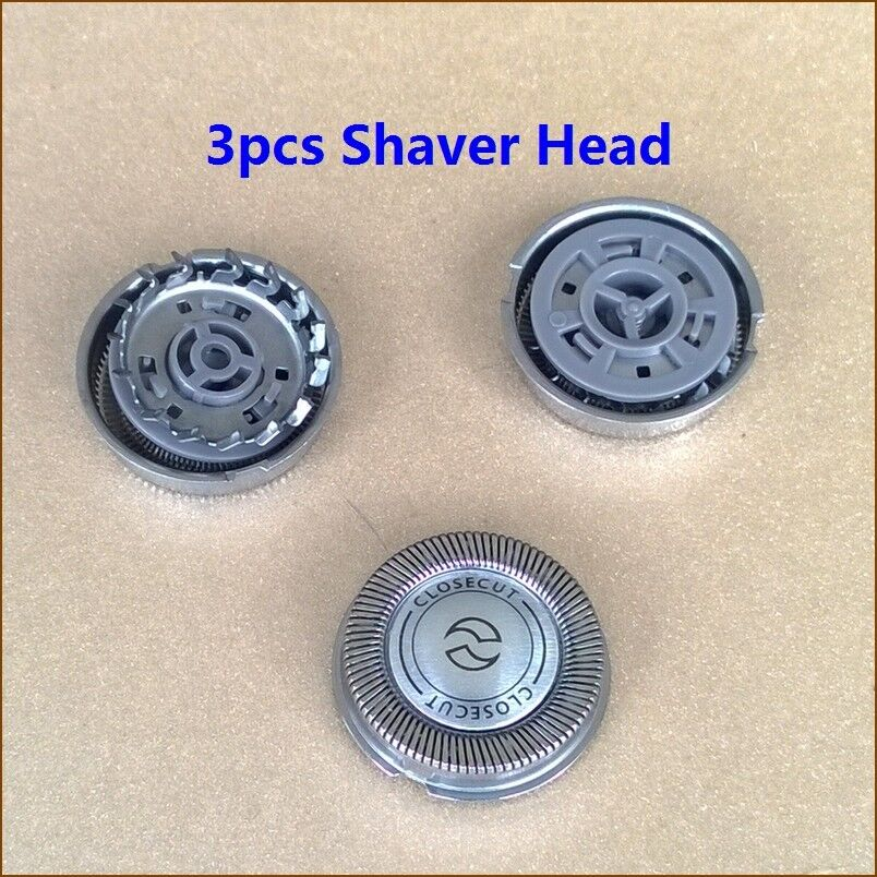 3pcs replacement shaver head for philips norelco hq167. Black Bedroom Furniture Sets. Home Design Ideas