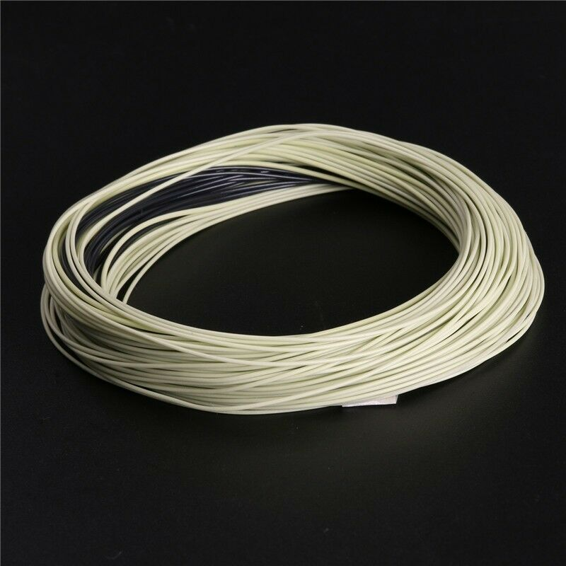 Weight forward floating fly fishing line with sinking tip for Fishing line weight