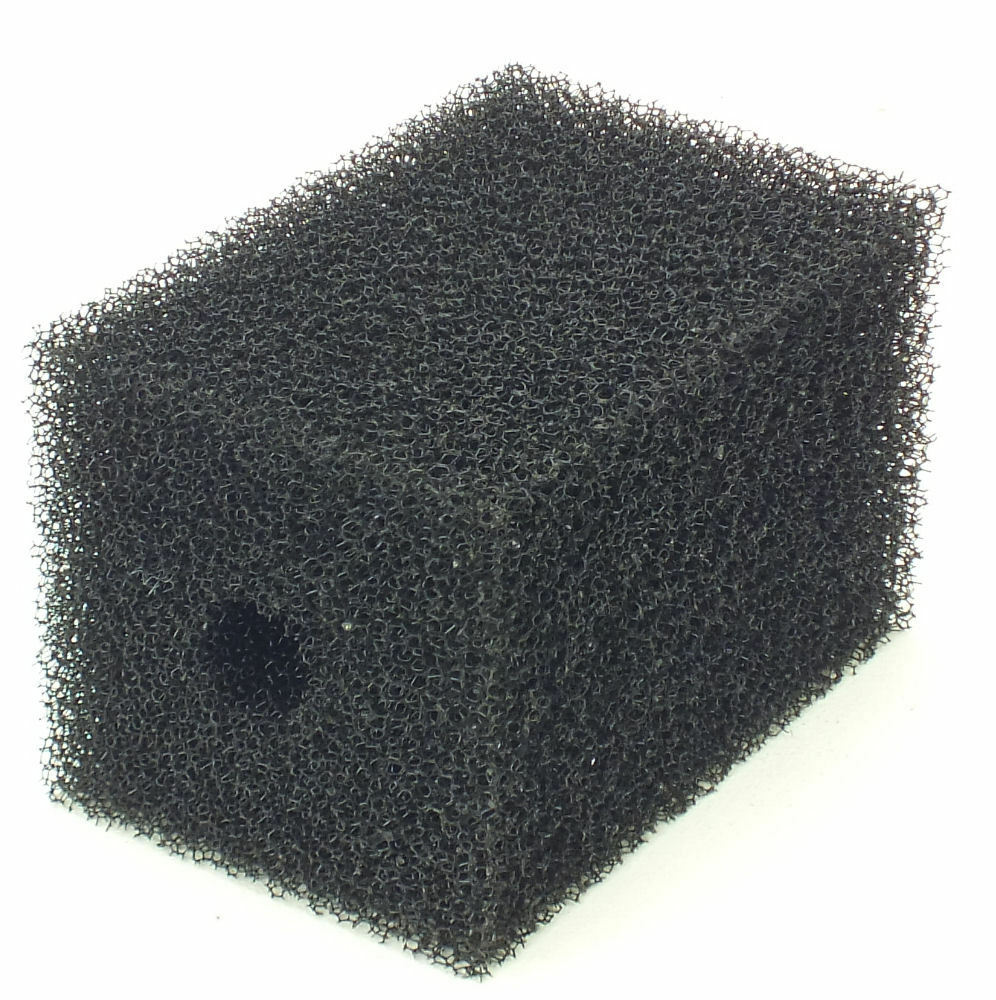 Garden fish pond pre filter foam block x for Pond filter foam which way up