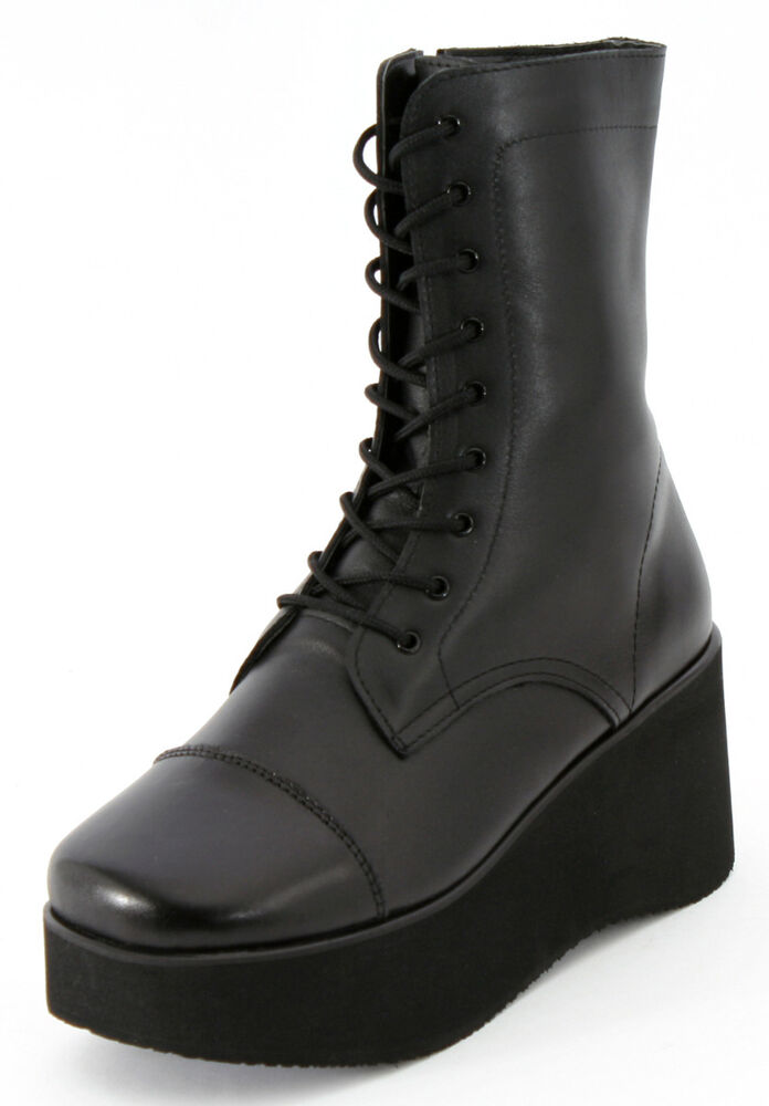 Wonderful Black Leather Combat Boots Related Keywords Amp Suggestions  Black