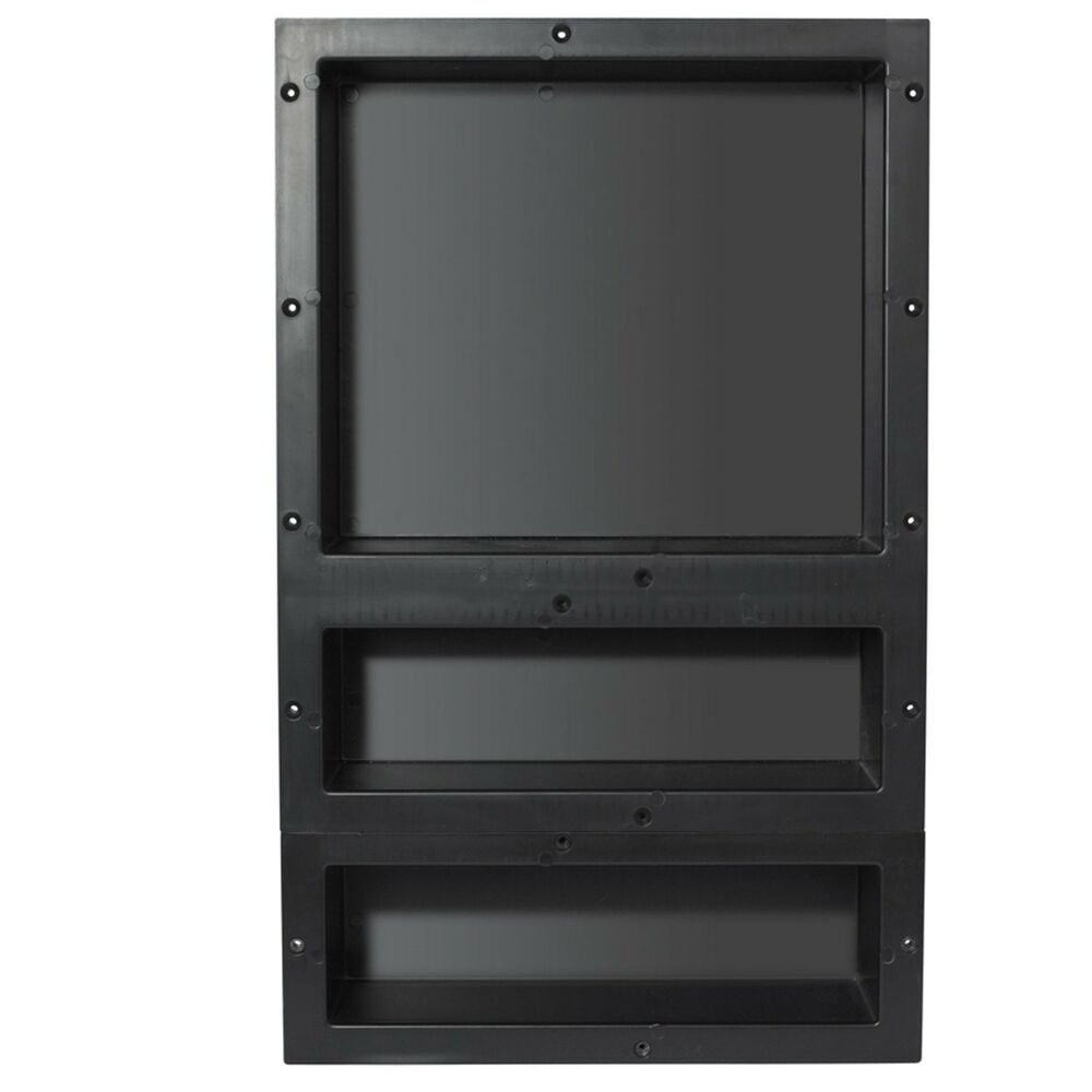 Triple Recessed Shelf (RNT1620D-6)