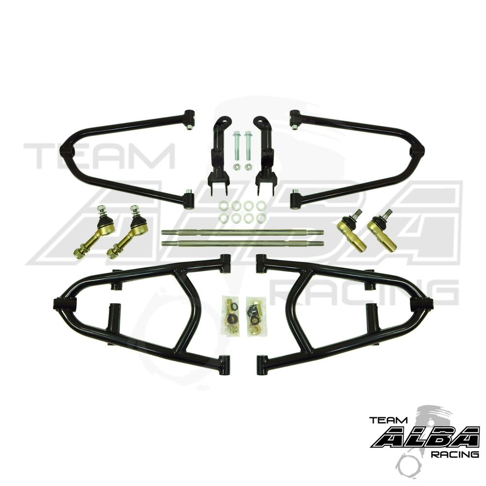 "TRX 400EX TRX400EX Long Travel A Arms +2"" per side Alba ..."
