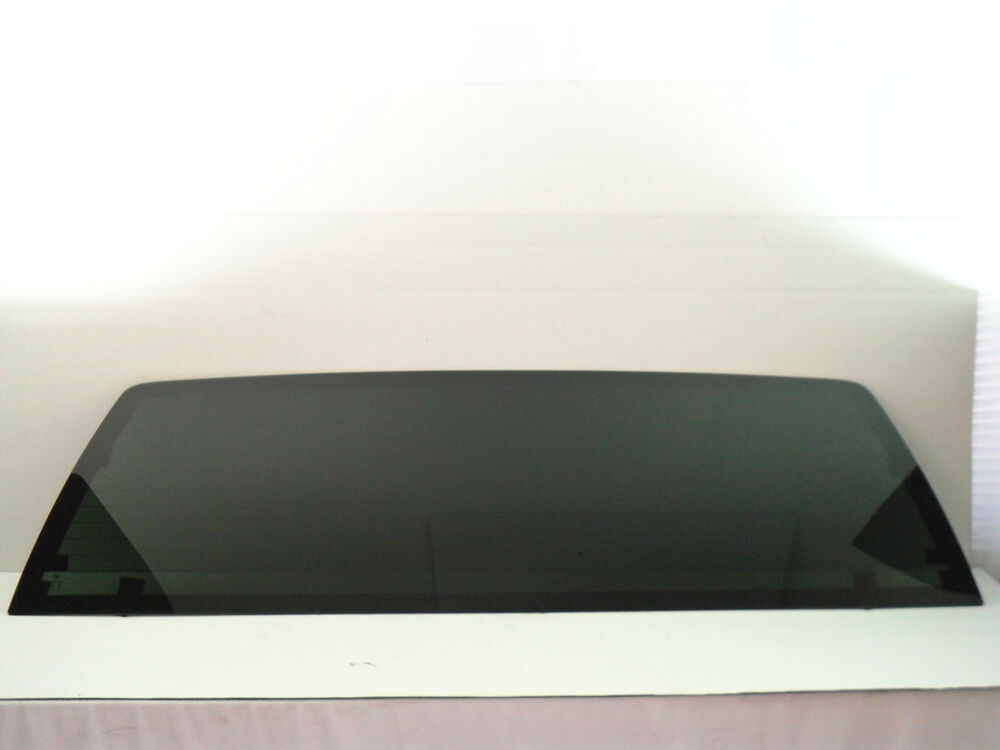 fit 99 06 chevy silverado pickup rear window back glass heated stationary ebay. Black Bedroom Furniture Sets. Home Design Ideas
