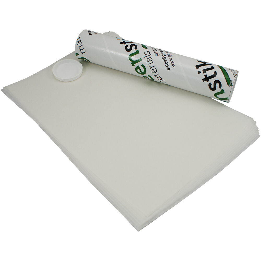25 X A3 Silicone Sheets Heat Press Transfer Application