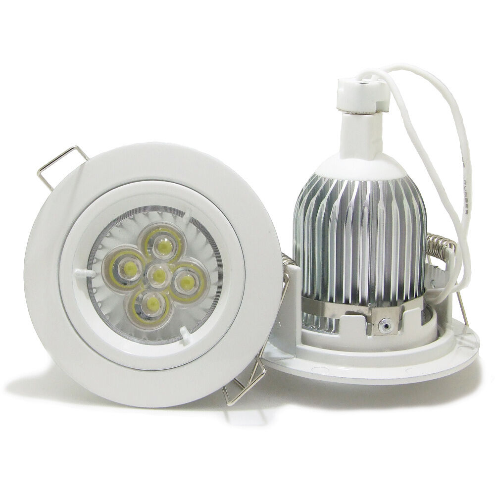 Recessed Lighting Bulb Extension : Mm w warm cool white led recessed ceiling down