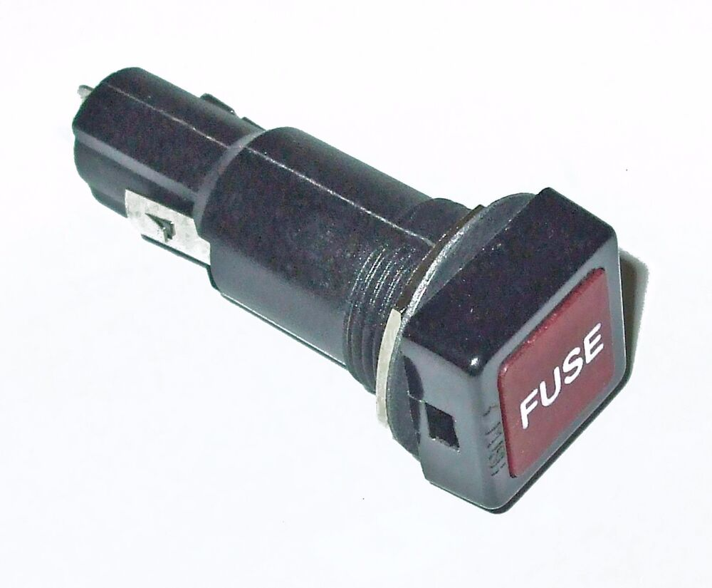 spare fuseholder for seadog vertical switch fuse panels 10 20018 ebay
