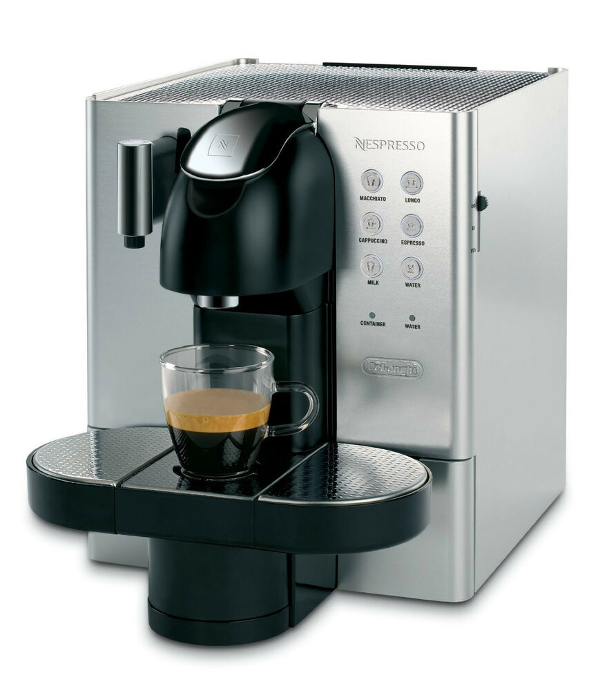 gorgeous delonghi nespresso lattissima premium automatic espresso maker en720 m 44387397209 ebay. Black Bedroom Furniture Sets. Home Design Ideas