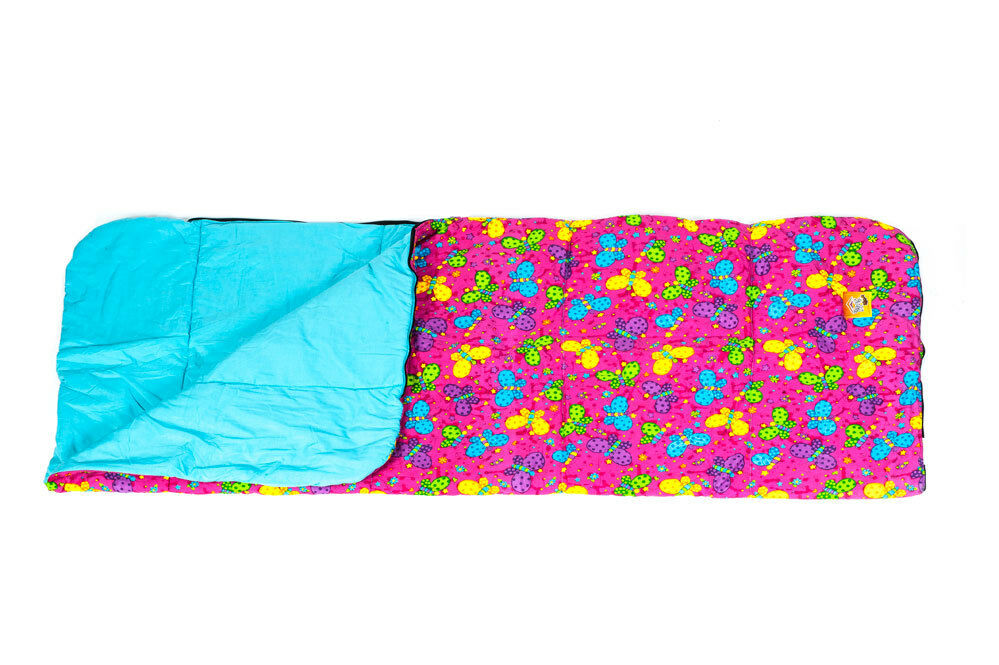 Bazoongi Bright Pink Butterfly Sleeping Bag by Jumpking  : s l1000 from www.ebay.co.uk size 1000 x 750 jpeg 132kB