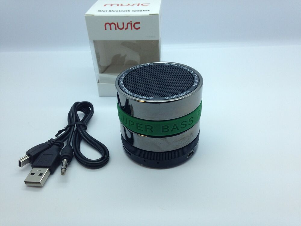 lot of 10 new bluetooth speaker portable stereo