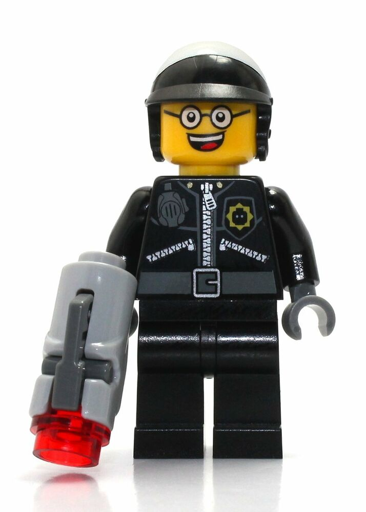 LEGO GOOD COP BAD COP VINYL WALL STICKER WALL DECALS