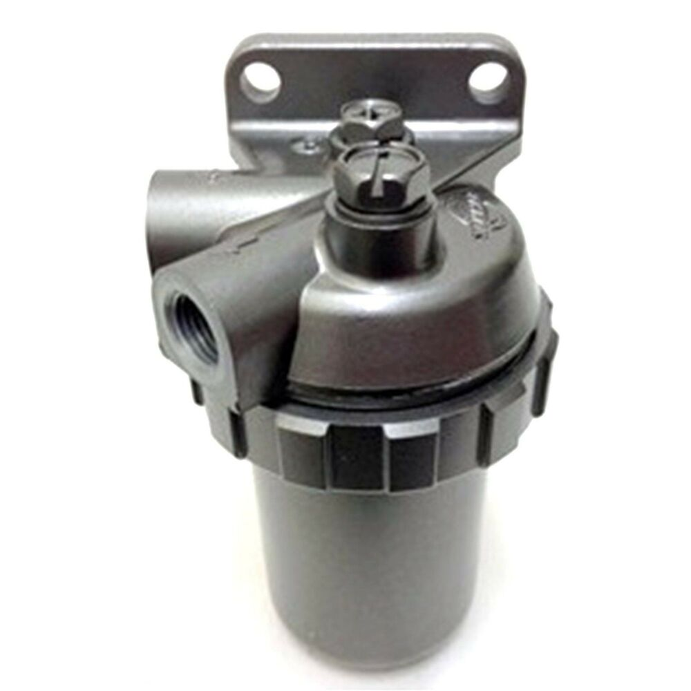 yanmar - fuel filter    strainer housing - 1gm - 2gm