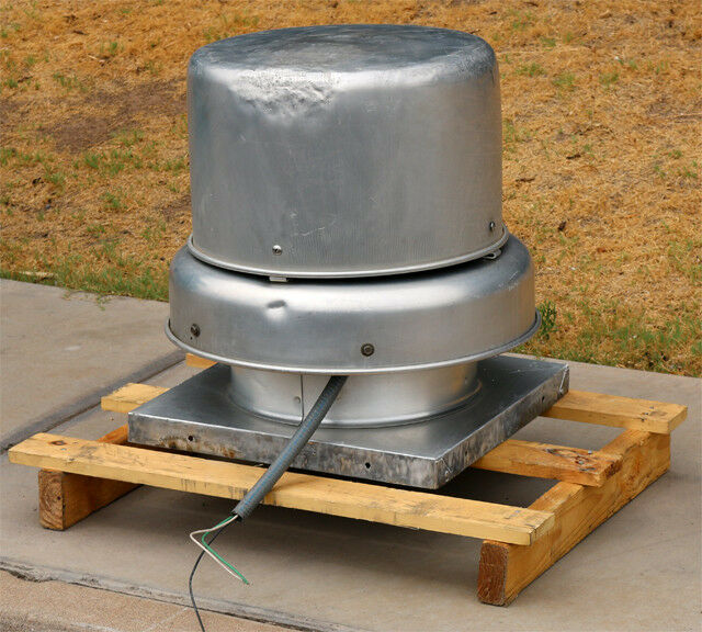 Industrial Blower Parts : Greenheck gb centrifugal roof exhaust fan ebay