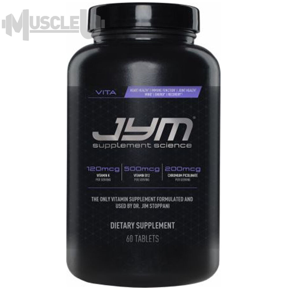 Jym vita jym 60 tablets multi vitamin multivitamin dr for Jym fish oil
