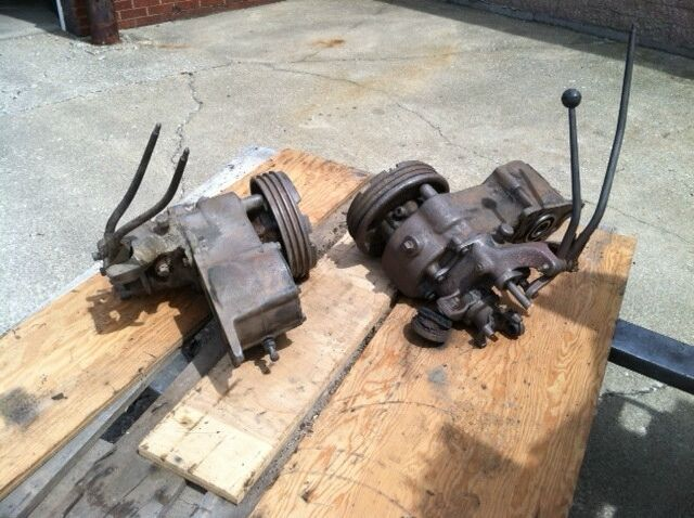 Military Car Lot >> Military WWII Jeep GPW MB Transfer Case G503, Lot of 2, Used for Parts | eBay