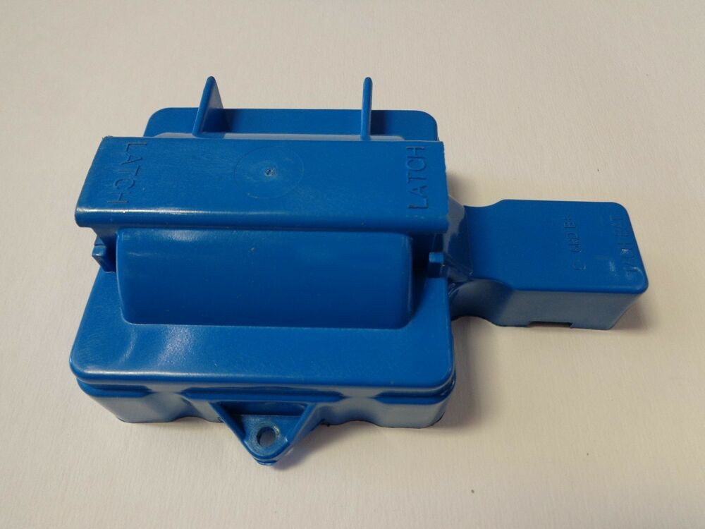 Blue Hei Distributor Coil Dust Cover Cap Replacement Sbc