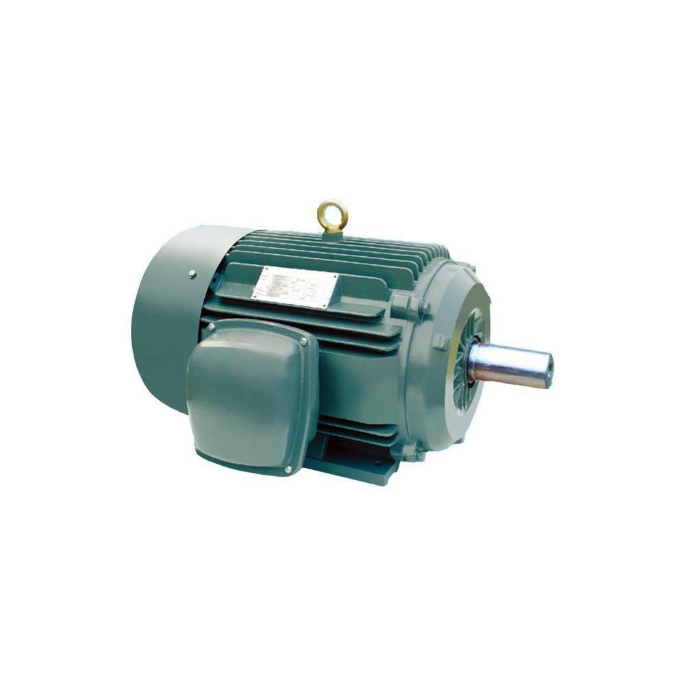 50 hp electric motor 326ts 3600 rpm 3 phase premium