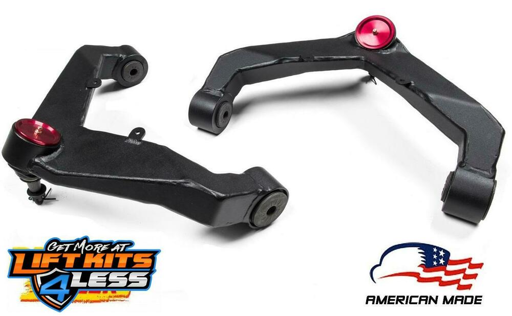 2001-2010 Chevrolet GMC 2500HD/3500HD HD Upper Control Arms Lift Kit Zone C2300 | eBay