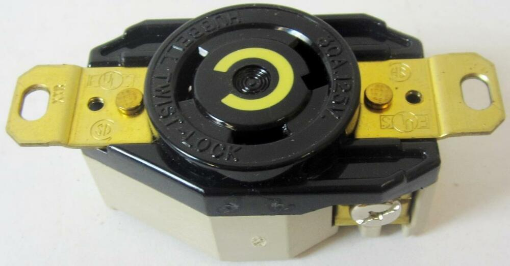 Twist Lock Receptacle