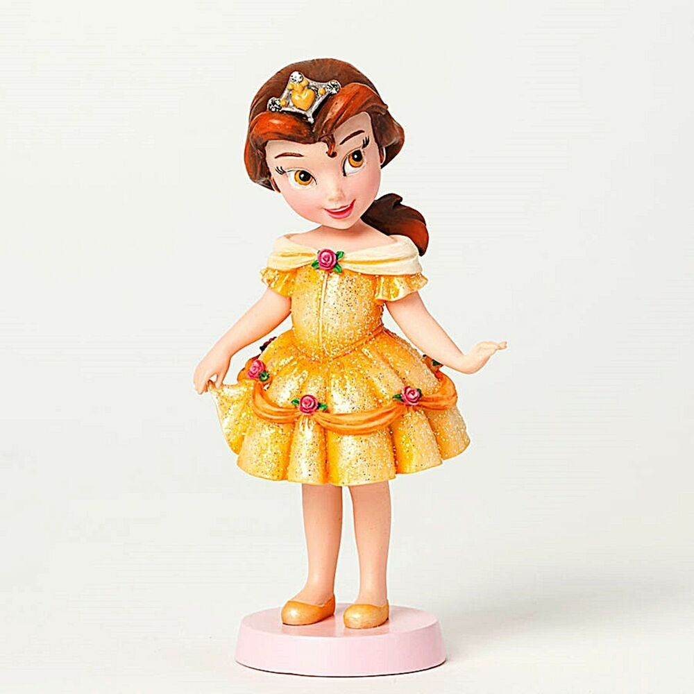 disney showcase beauty beast princess belle growing up figurine 4039621 ebay. Black Bedroom Furniture Sets. Home Design Ideas